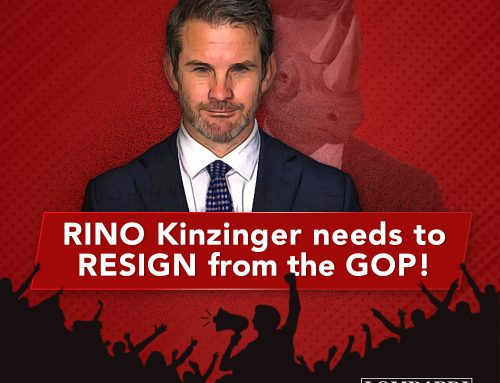 Lombardi Calls On Kinzinger To Switch To Democratic Party